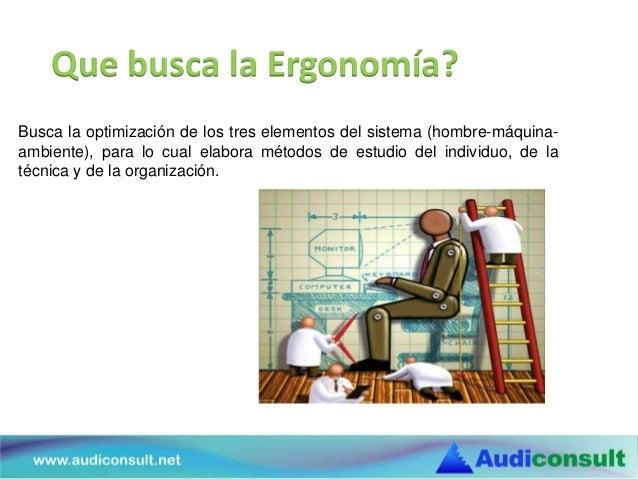 La ergonomia en las oficinas for Que es la ergonomia en la oficina