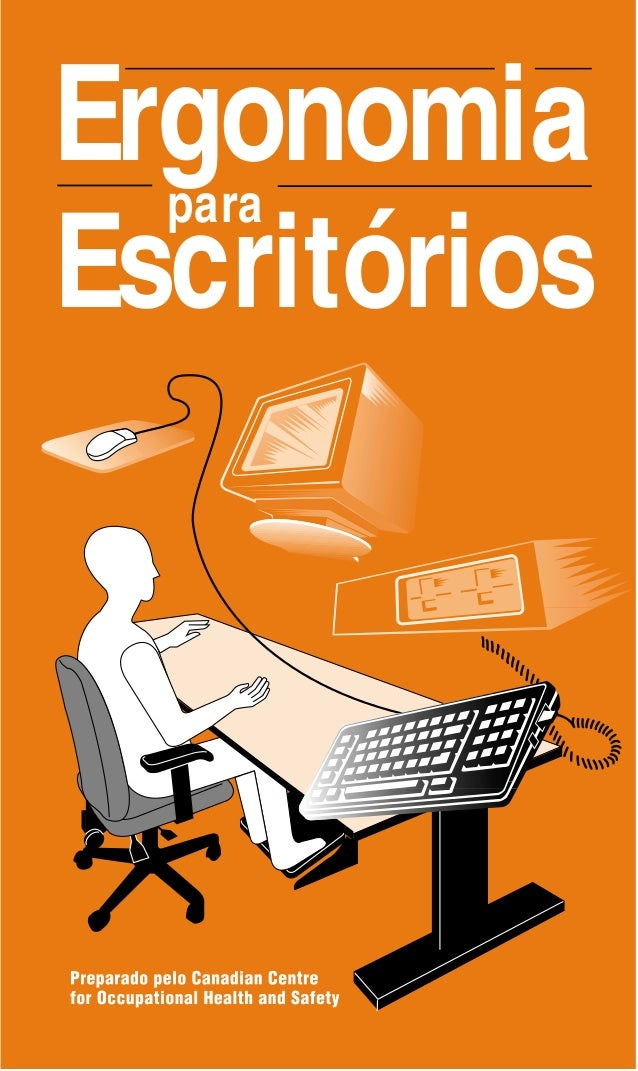 Ergonomia para escritorios for Medidas ergonomicas de un escritorio