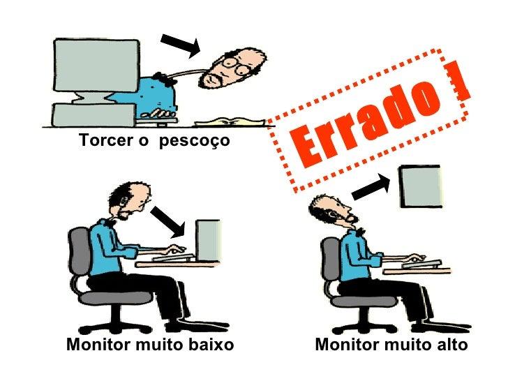 Ergonomia postura for Ergonomia en la oficina