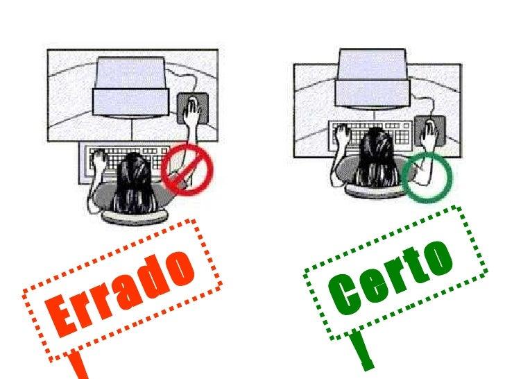 Ergonomia postura for Escritorio ergonomico