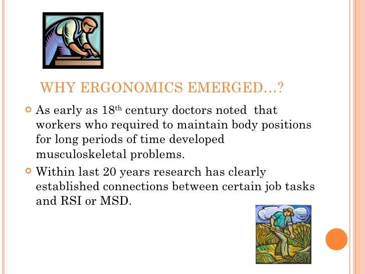 Ergonomics Slide 3