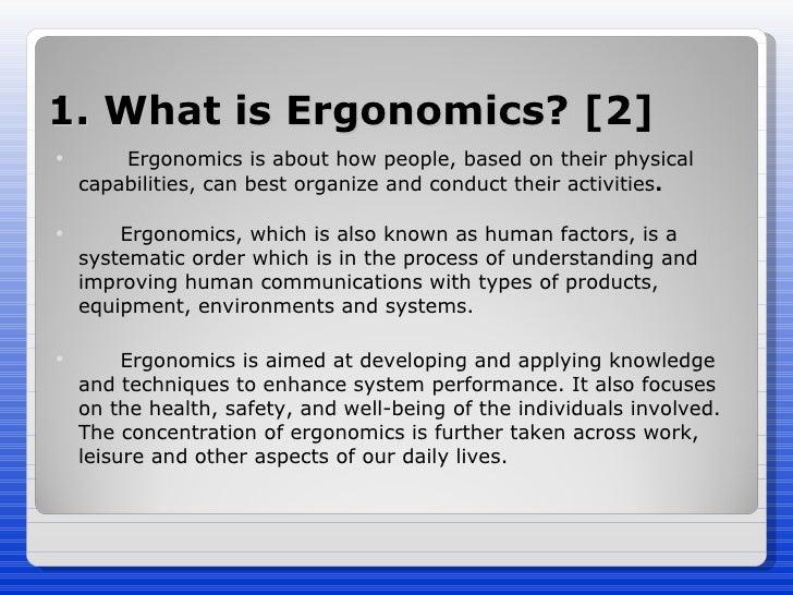 Ergonomics Presentation Final Slide 3