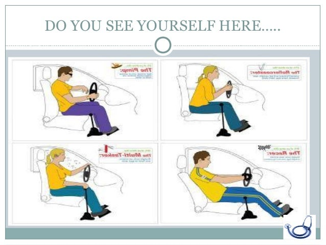 Ergonomic Car Seat Position