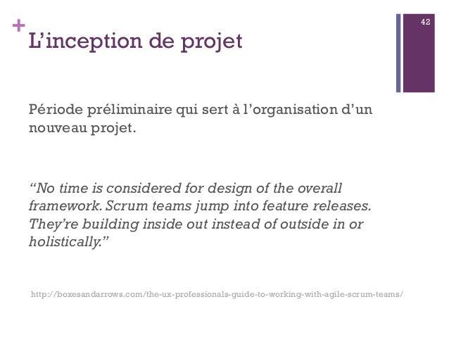"""+ L'inception de projet 42 Période préliminaire qui sert à l'organisation d'un nouveau projet. """"No time is considered for ..."""