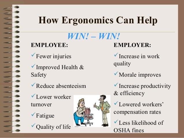 Ergonomics Training By University Of Alaska Fairbanks