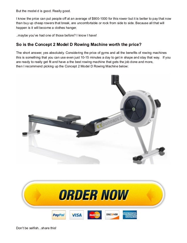 concept 2 model d rowing machine review is it worth the. Black Bedroom Furniture Sets. Home Design Ideas