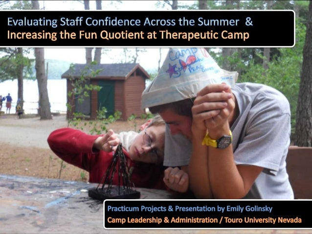 Mission: Camp Starfish fosters the success and growth of children with emotional, behavioral, social and learning problems...