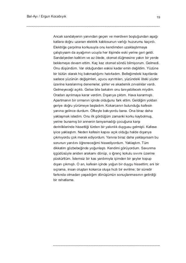 Ergun Kocabiyik Balayi