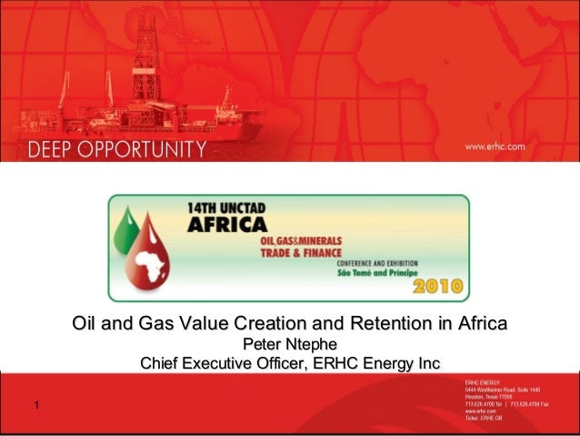 Oil and Gas Value Creation and Retention in AfricaOil and Gas Value Creation and Retention in Africa Peter NtephePeter Nte...