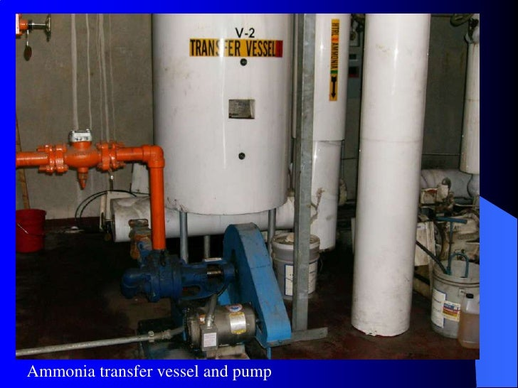 Industrial Ammonia Refrigeration Systems