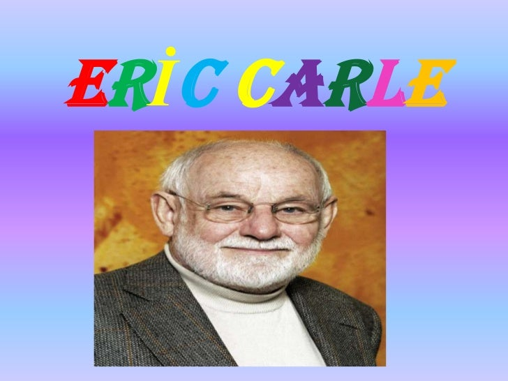 ERİC CARLE