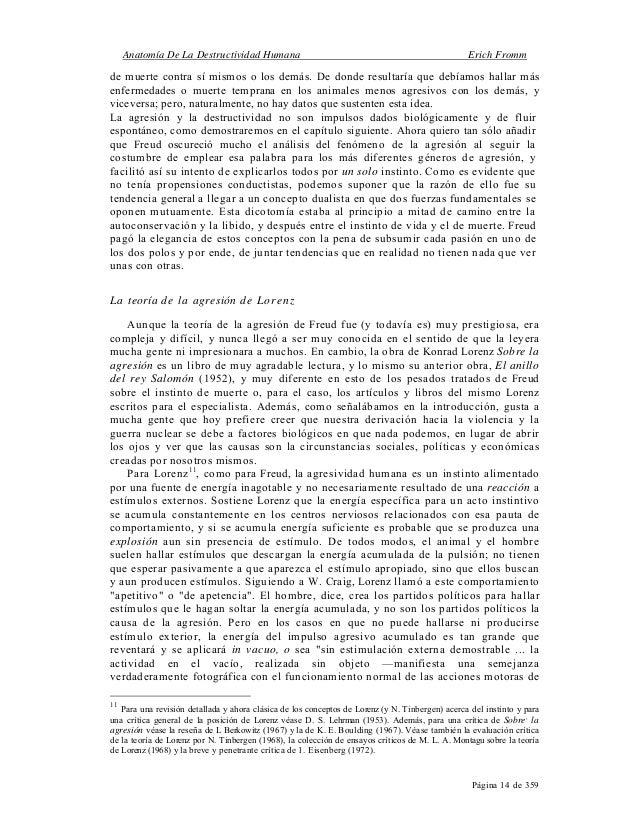 Erich fromm anatomia de la destructividad humana (3)
