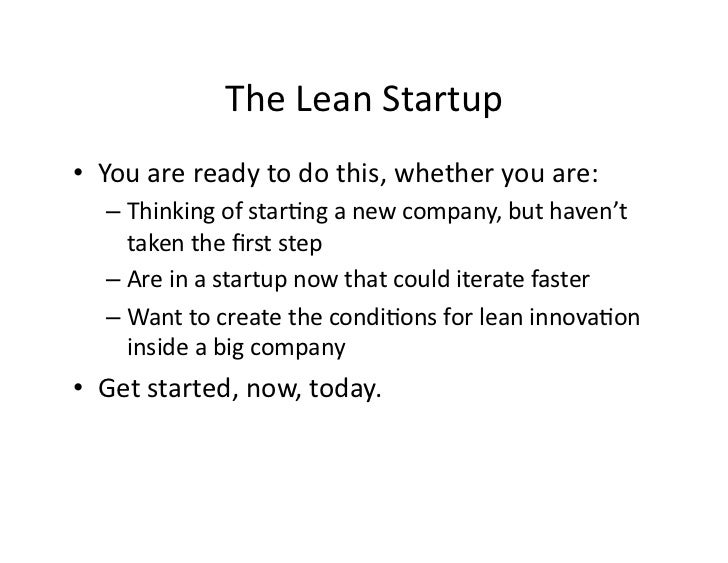 the lean startup at web expo  liaison predicxve monitoring 35