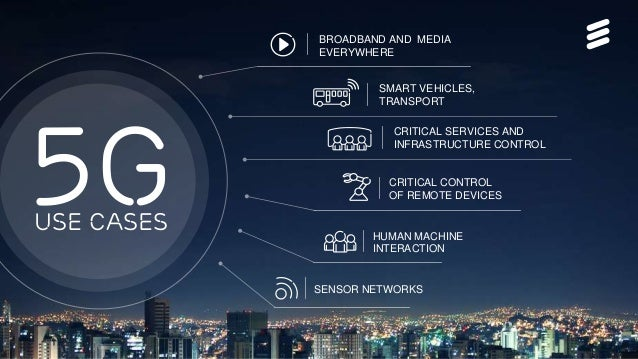 Ericsson 5G plug-ins