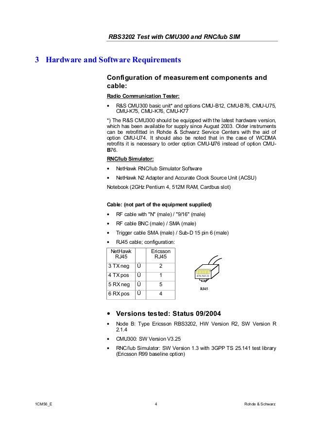 Ericsson BTS commisioning