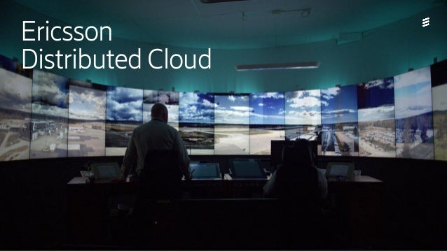 Ericsson Distributed Cloud