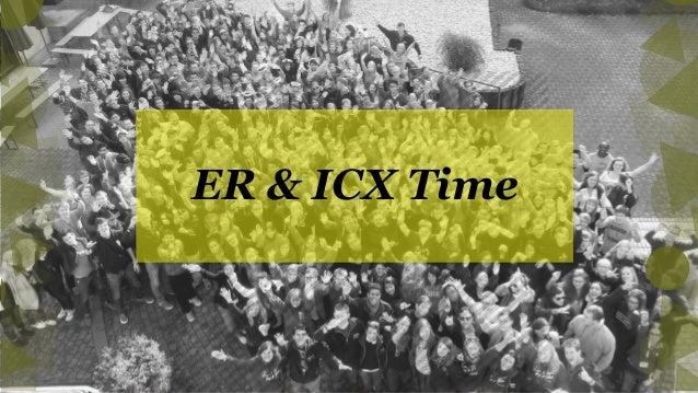 ER & ICX Time