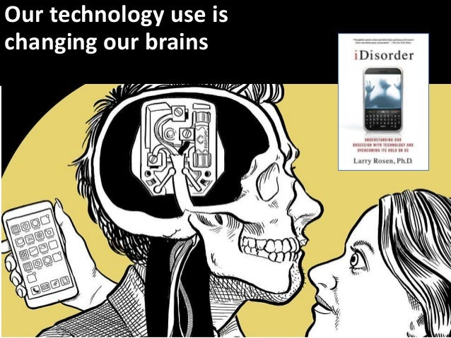 Our technology use is changing our brains