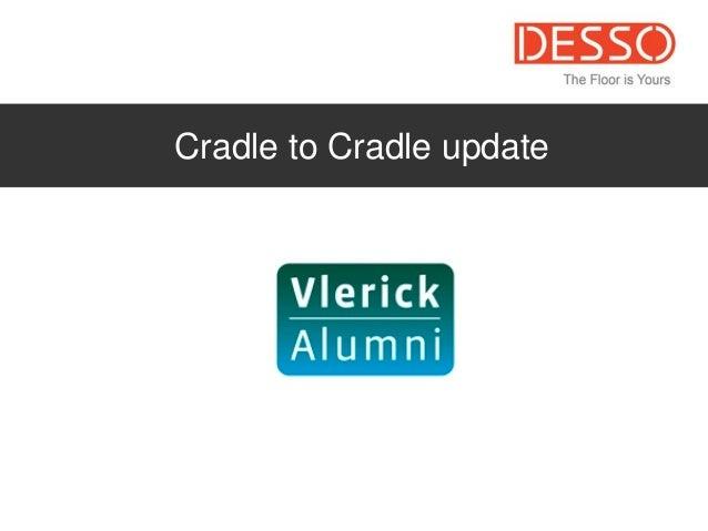 Cradle to Cradle update