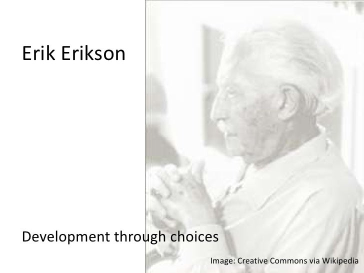 erik erikson research