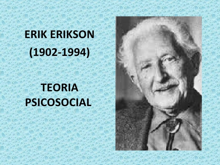 erik erikson research paper We will write a cheap essay sample on erik erikson's timeline specifically for you erik erikson  erik erikson's araby essay research paper araby.
