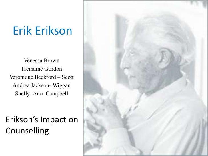 Erik Erikson      Venessa Brown     Tremaine Gordon Veronique Beckford – Scott  Andrea Jackson- Wiggan   Shelly- Ann Campb...
