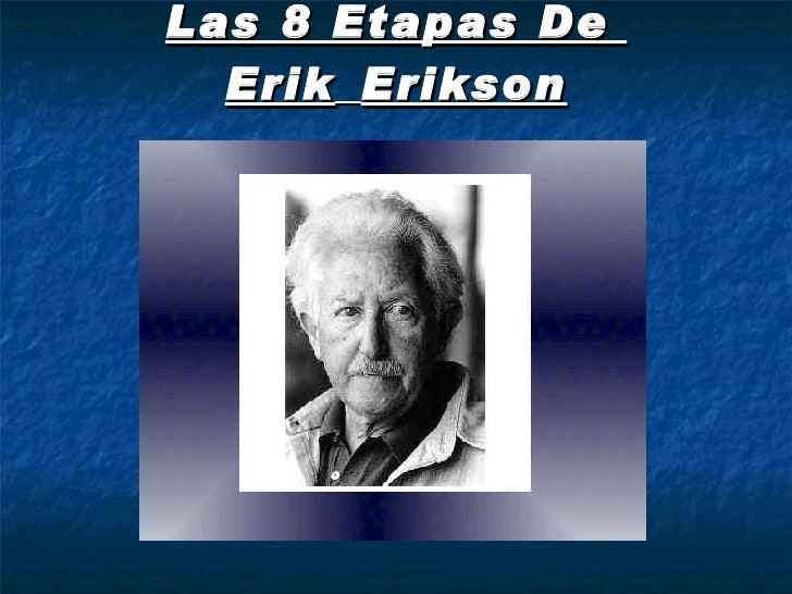 Las 8 Etapas De  Erik   Erikson