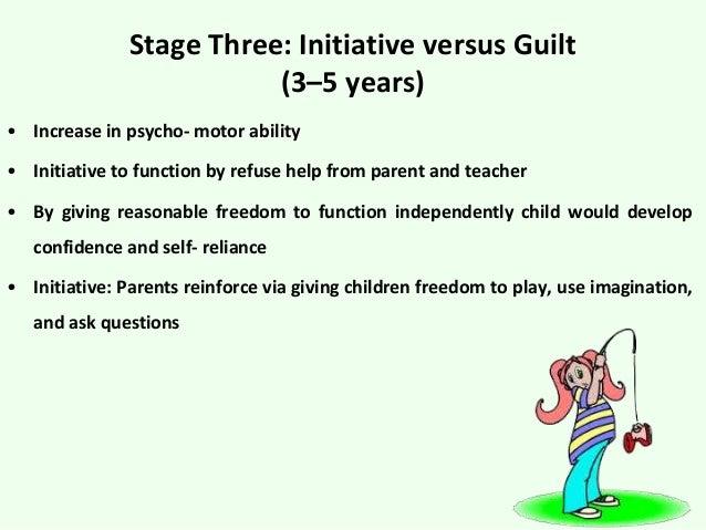 initiative v guilt