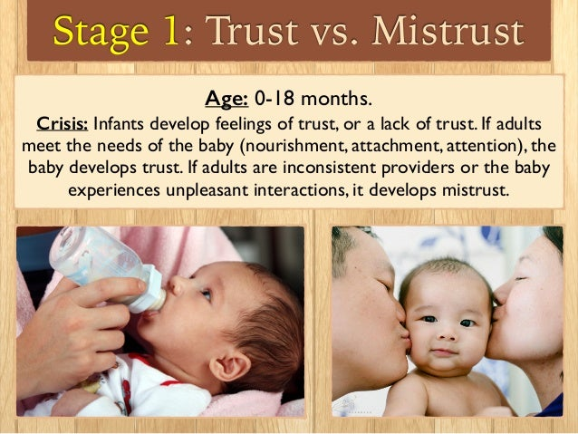 Erikson S Developmental Stages