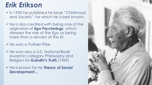 american beauty erik erikson Old age refers to ages nearing or surpassing the life expectancy of human beings, and is thus the end of the human life cycle terms and euphemisms include old people.