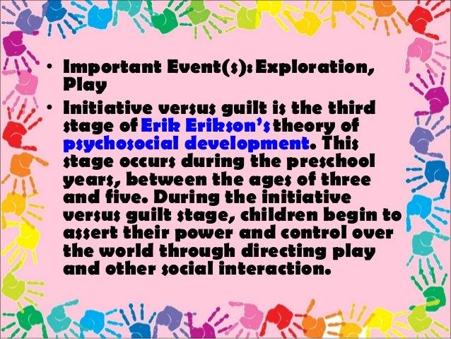 Erik Erikson And Child Development
