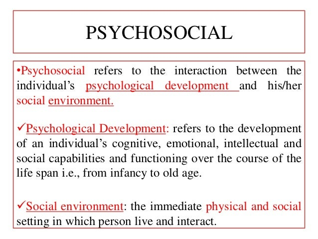analysis of psychosocial development theory Differentiate between freud's and erikson's approaches to psychoanalytic theory in this lesson you will examine and compare developmental stages.