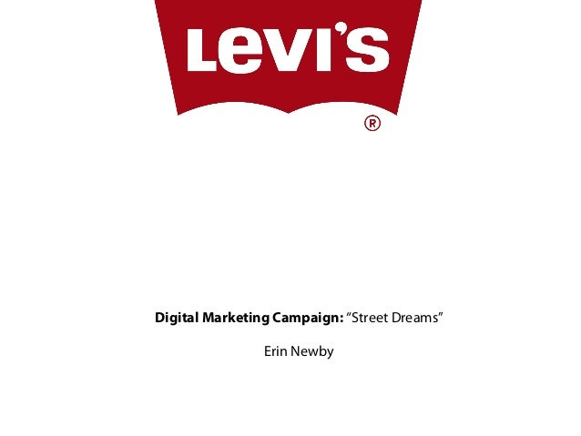 "BrandTarget AudienceObjectiveChallenge    Digital Marketing Campaign: ""Street Dreams""                    Erin Newby"