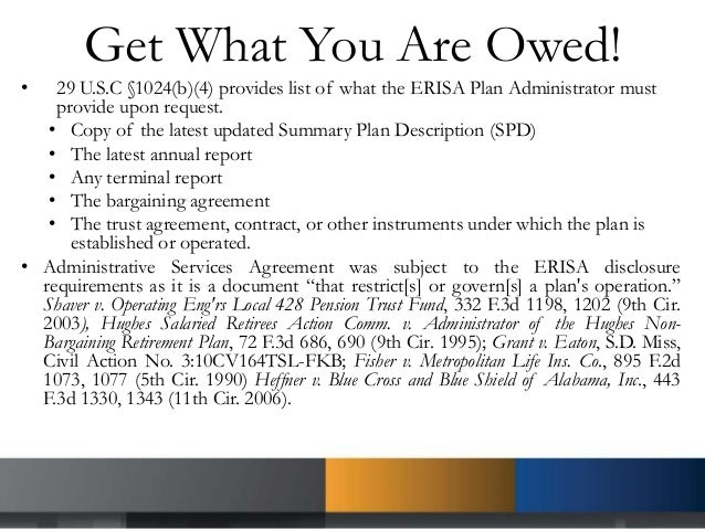 Insider Tactics That Can Reduce or Eliminate ERISA Liens