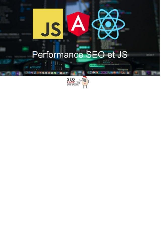 Erle Alberton - Performance SEO et JS ne sont plus incompatibles, à condition d'avoir vu cette conf !