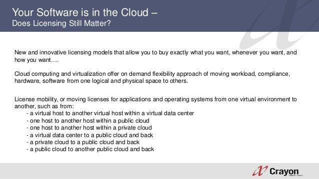 Utmaningar du möter vid licenshantering i Cloud-miljö