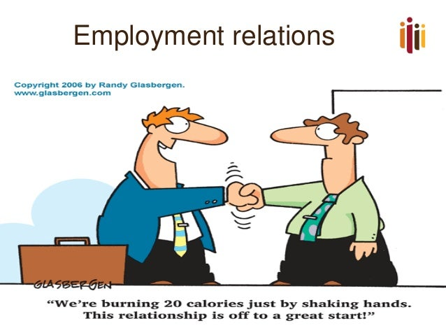 employment relationship is a socio economic exchange process