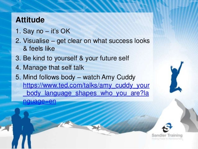 """response to amy cuddy your body language shapes who you are essay In the talk, """"your body language shapes who you are,"""" cuddy offered a free, low-tech life hack: assume a posture for just two minutes — and change your life the idea caught on, the talk has now been viewed more than nine million times, and the idea of """"power posing"""" has truly entered the vernacular."""