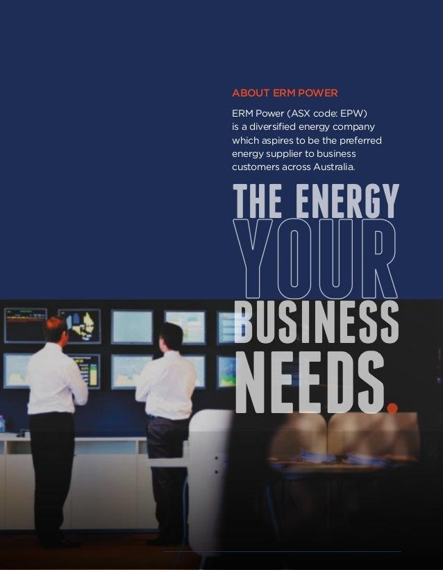 ERM Power Shareholder Review