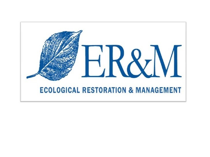 Restore the Earth and Inspire   Ecological Stewardship