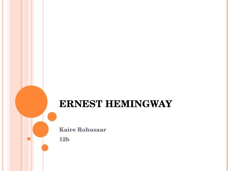 existentialism in a clean well lighted place by ernest hemingway A clean, well-lighted place by ernest hemingway it was very late and everyone had left the cafe except an old man who sat in the shadow the leaves of the tree made against the electric light.