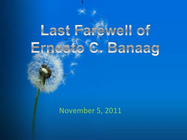 November 5, 2011