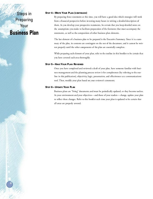 business plan writers columbus ohio