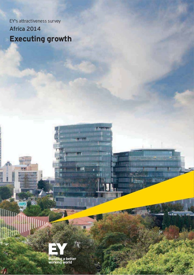 EY's attractiveness survey Africa 2014 Executing growth