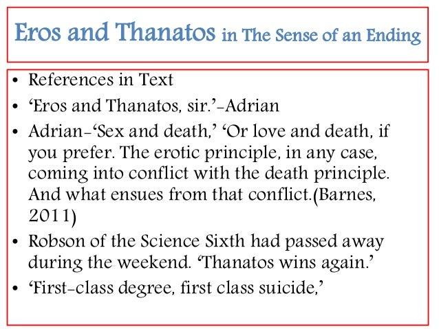 thanatos psychology