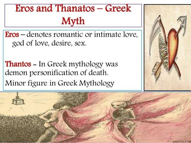 Eros thanatos christianity