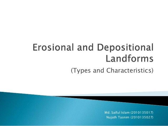 (Types and Characteristics)  Md. Saiful Islam (2010135017)  Nujath Tasnim (2010135027)