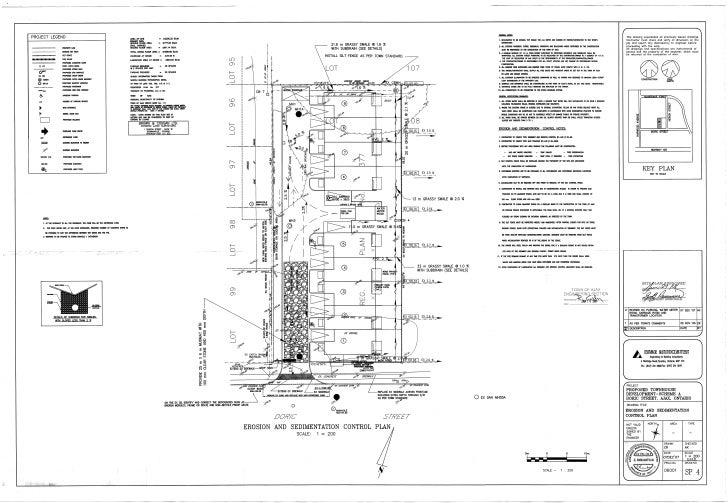 Erosion and sedimentation control plan sp4 june26 08