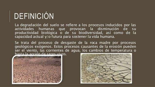Erosion en m xico for Roca definicion