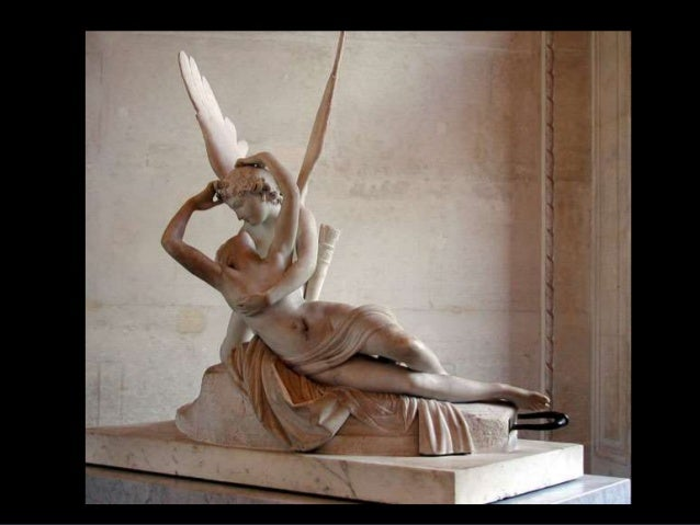 Títol: Eros i Psique Autor: Antonio Canova (1757 – 1822) Cronologia: 1786-1793 Estil: neoclassicisme Tècnica: talla Materi...